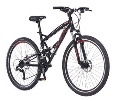 Schwinn S29 Dual Suspension Aluminum Frame Big Guy Mountain Bike