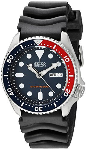 Seiko Divers Automatic Deep Blue Dive Watch