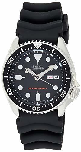 Seiko Men's SKX007K Automatic Diver's Dive Watch