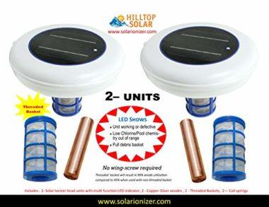 Hilltop Solar Ionizer