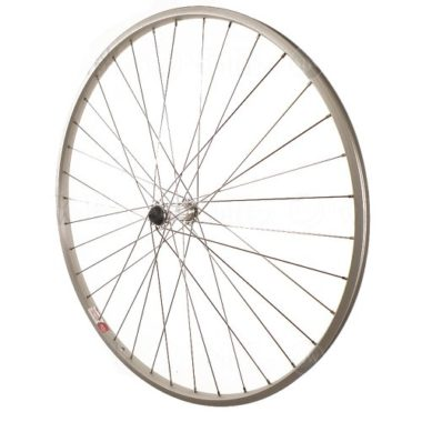 Sta Tru Quick Release Silver Road Bike Wheel