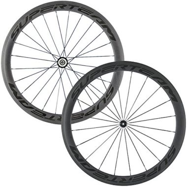 Superteam Carbon Fiber Road Bike Wheels