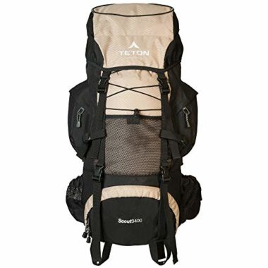 TETON Sports Scout 3400 Hiking Backpack