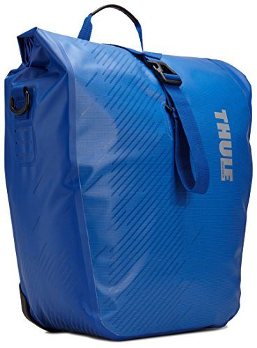 Thule Shield Secure and Vibration-free Panniers for Touring