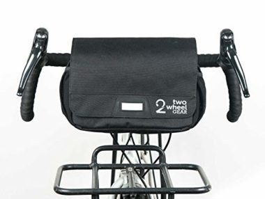 Two Wheel Gear Convertible Backpack Panniers for Touring