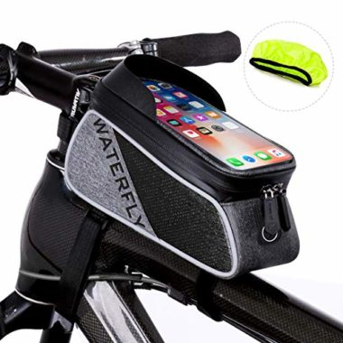 Waterfly Waterproof Phone Case Top Tube Bag