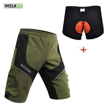 Wosawe Mountain Bike Shorts