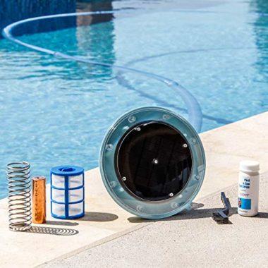 XtremepowerUS Solar Pool Ionizer