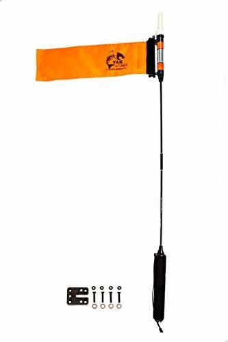 YakAttack VISICarbon Pro Safety Flag For Kayak