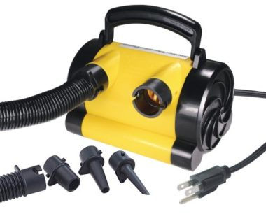 Airhead Kwik Tek Air Pump for Inflatables