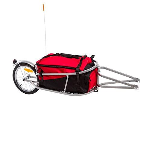Apex BCT-8002 Cargo Bike Trailer
