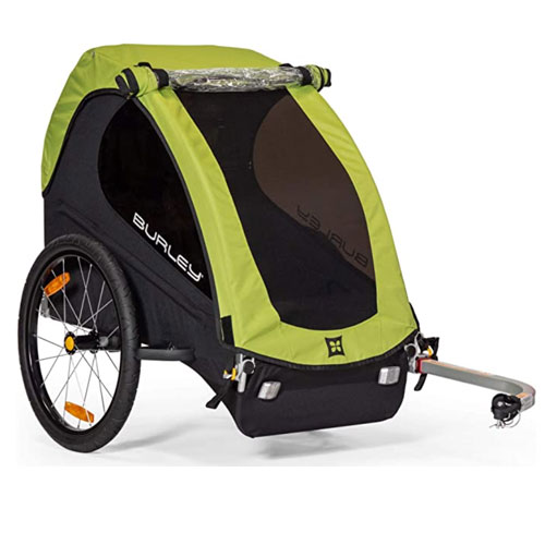 Burley Minnow Bike Trailer For Kids