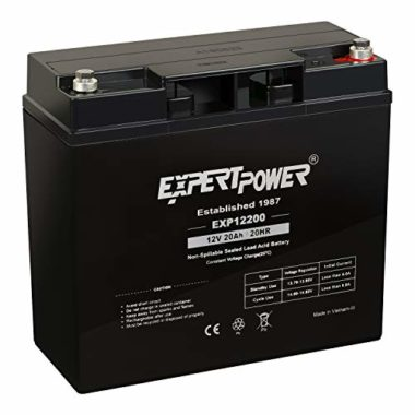 ExpertPower EXP12200 12V Deep Cycle Marine Battery