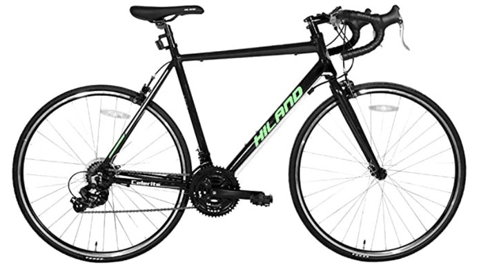 Hiland Road Racing Urban Commuter Bike