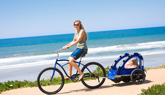 How_To_Choose_Bike_Trailers_For_Kids