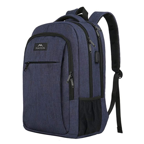 Matein Waterproof Laptop Backpack