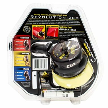 Meguiar's G3500 Dual Action Power System Tool Boat Buffer