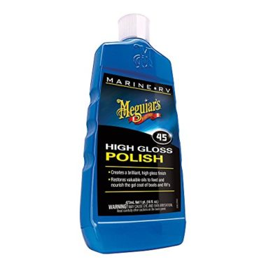 Meguiar's M4516 Gloss Enhancer Boat Polish