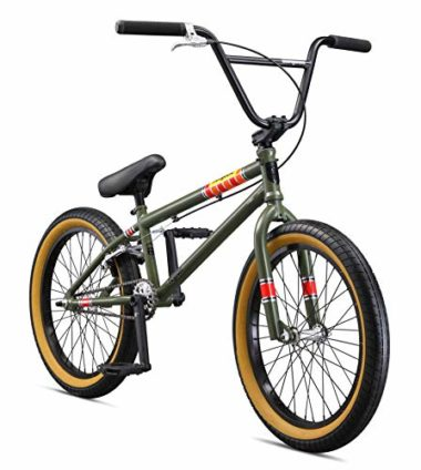 Mongoose Legion L80 BMX Bike