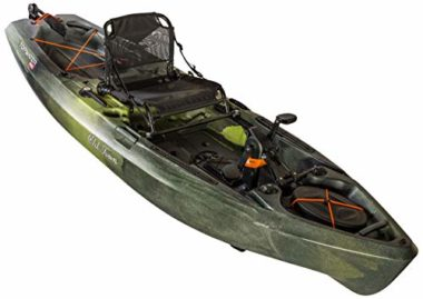 10 Best Pedal Kayaks Reviewed In 2020 Buying Guide Reviews Globo Surf