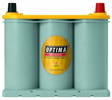 Optima Batteries Yellow Top D35 Dual Purpose Marine Battery
