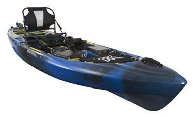 Perception Pescador Pilot 12.0 Pedal Ocean Kayak