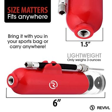 REVIVL Fast Ball Air Pump for Inflatables