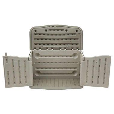 Rubbermaid Outdoor Deck Box