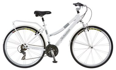 Schwinn Discover Step Through Hybrid Bike