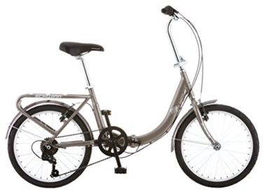 Schwinn Loop Folding College Bike