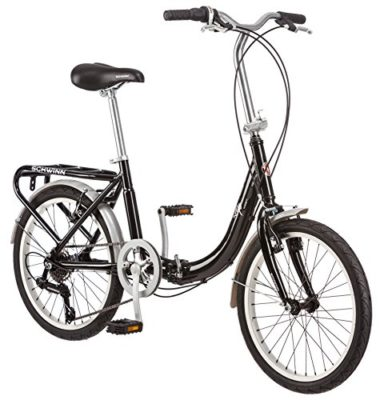 Schwinn Loop 20-inch Adult Folding Commuter Bike