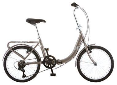 Schwinn Loop Folding Women's Bike