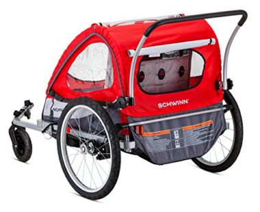 Schwinn Trailblazer Bike Trailer For Kids