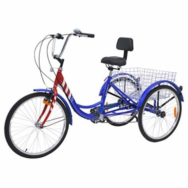 Slsy Single Speed Adult Tricycle