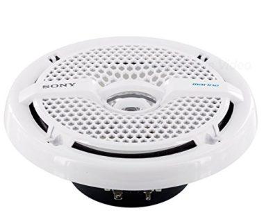 Sony XSMP1621 6 1/2-Inch coaxial 2-way Marine Speakers