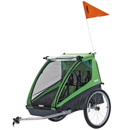 Thule Cadence 2 Bike Trailer For Kids