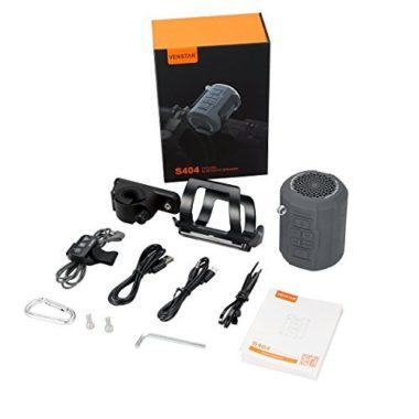 Venstar S404 Wireless Bluetooth Speaker Bike Accessories