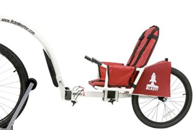 Weehoo Blast Bike Trailer For Kids
