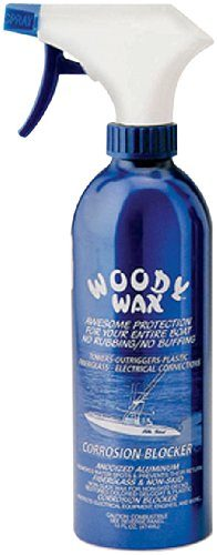 Woody Tower Treatment System Boat Wax