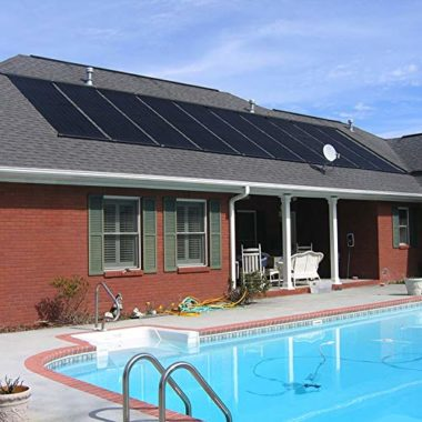 XtremepowerUS Inground/Above Ground Solar Pool Heater