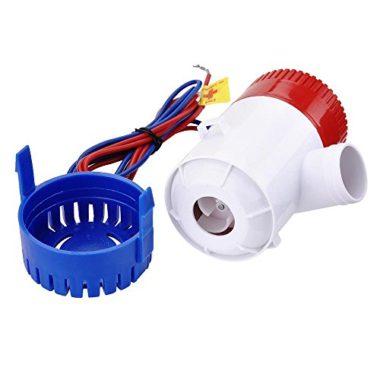 Yescom Electric Marine Submersible Bilge Pump