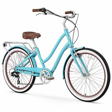 Sixthreezero EVRYjourney Beach Cruiser Women's Bike