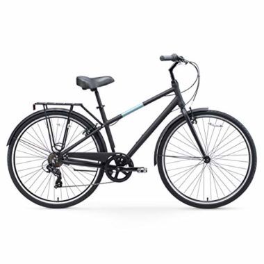 Sixthreezero Reach Your Destination Men's Hybrid Commuter Bike