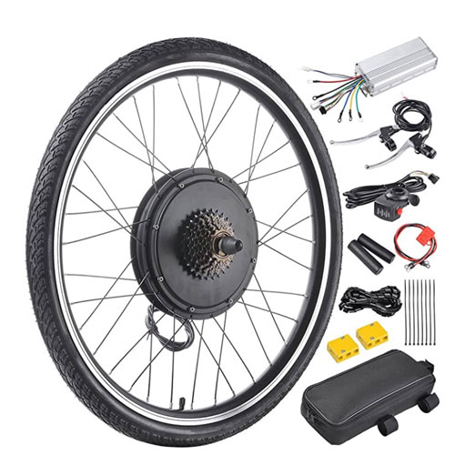 AW Rear Wheel Dual Mode Electric Bike Conversion Kit