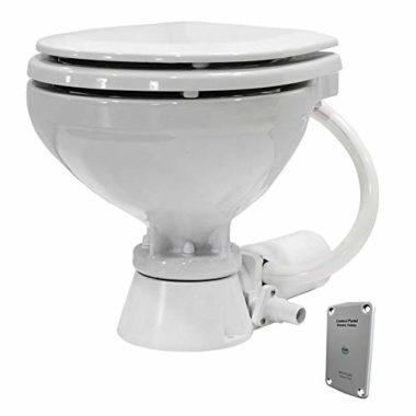 Johnson Pumps Aqua Toilet Compact Marine Toilet