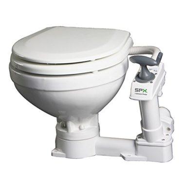 Johnson Pumps Aqua Compact Manual Marine Toilet
