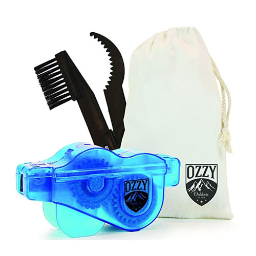 Ozzy Outdoors Bike Chain Cleaner