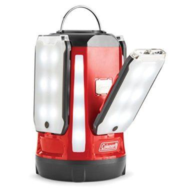 Coleman Multi-Panel LED Camping Lantern