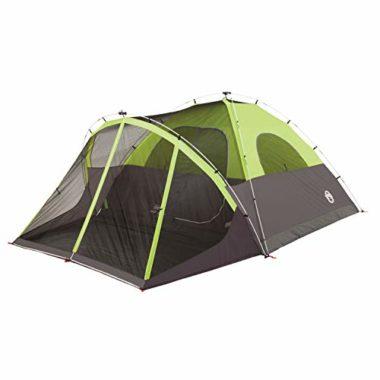 Coleman Steel Creek Screened 6-Person Waterproof Tent