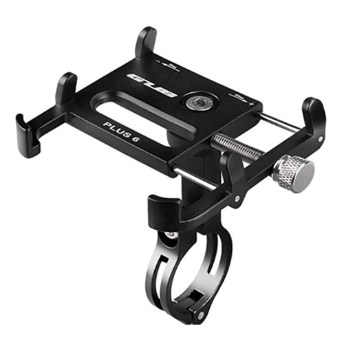 GUB 360 Degree Rotation Aluminum Bike Phone Mount